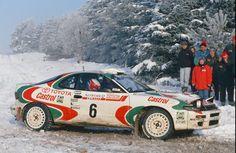 Toyota Celica Network Q Rally Didier Auriol