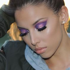 •L•U•X• @lustrelux Purple swag Eye...Instagram photo | Websta (Webstagram)