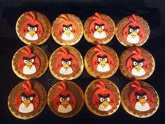 Garden´s Cakes Galletas Angry Bird Garden Cakes, Garden S, Angry Birds, Holiday Decor, Food, Home Decor, The Creation, Cookies, Decoration Home
