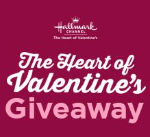 """Heart of Valentine's Giveaway"" I entered to win. Win DVDs of ""the Lost Valentine"" and ""the Makeover,"" and a box of chocolates and ""Be My Valentine"" DVD, both autographed by star William Baldwin"