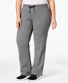 Calvin Klein Performance Plus Size Sweat Pants