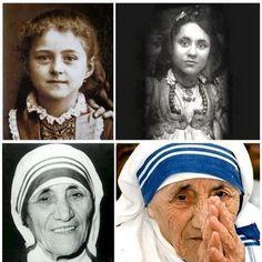 Thérèse of Lisieux and Mother Teresa