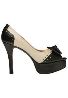 GIBI  http://www.zalora.com.ph/392517-Peep-Toe-Loafer-Heels-45232.html