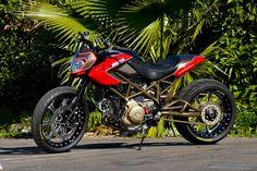 """Ducati Hypermotard by """"RSD"""""""