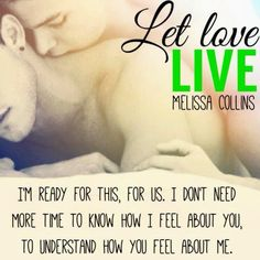 LET LOVE LIVE BLOG TOUR AND GIVEAWAY FROM MELISSA COLLINS *5 STAR READ* | read that!