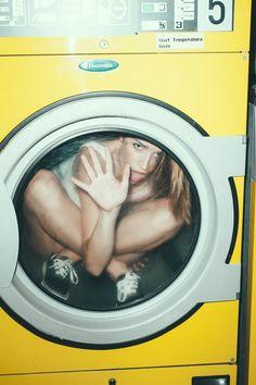 """Washing Machine"" by Emanuele Ferrari for fashiongrunge.com http://fashiongrunge.com/2014/07/05/washing-machine-by-emanuele-ferrari-for-fashiongrunge-com/"