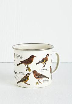 Bird Swatching Mug