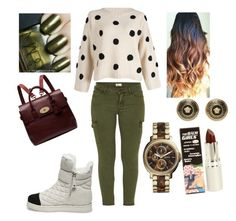 """""""Untitled #9"""" by pooja-sharma on Polyvore featuring art"""