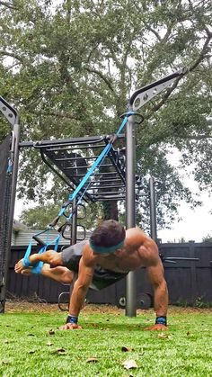 Five Core Suspention Exercises With the MoveStrong Elevate Trainer