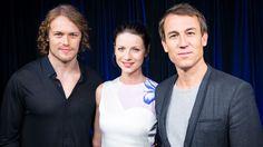 Outlander's cast