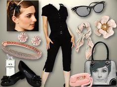 Classic Audrey Hepburn Style!