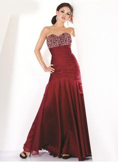 Trumpet/Mermaid Sweetheart Floor-Length Chiffon Charmeuse Sequined Mother of the Bride Dress With Ruffle Sequins