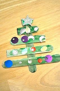 A craft simple enough for toddlers and preschoolers.