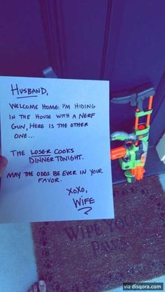 I'd love to be with someone one day with whom I could do just things like this!