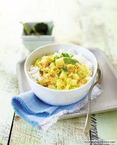 Kohlrabi-Linsen-Curry {ohne Reis}