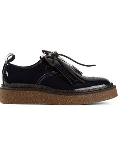 Shop Studio Nicholson 'Columbus' brogues by Hender Scheme in Jofré from the world's best independent boutiques at farfetch.com. Over 1000 designers from 300 boutiques in one website.
