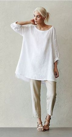 26 Super Ideas For Moda Hipster Mujer Madura Mode Outfits, Fashion Outfits, Womens Fashion, Fashion Trends, Vetement Hippie Chic, Vetements Clothing, Summer Outfits, Casual Outfits, Pants For Women