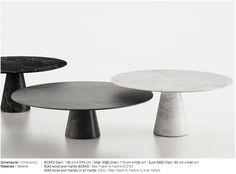 Christophe Pillet Echo cocktail table
