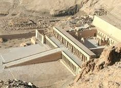 Hatshepsut Deir el Bahri