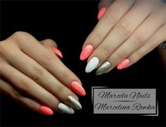 by Marcelina Rawka New Items at www.indigo-nails.com #nails #nailart #bling Follow us on pinterest for more inspiration