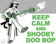Keep calm Gajeel