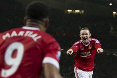 @manutdoff Wayne Rooney and Anthony Martial end winless run #9ine