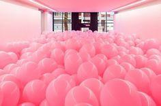 Pink Party Prank?