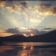 lake burton my fave place in the worldddddd