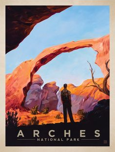 Anderson Design Group Studio, Arches National Park, Utah