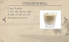 Rum Chata Cinnamon Roll