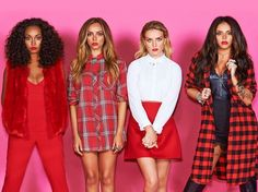 Little Mix   Perrie Edwards    Jade Thirlwall   Jesy Nelson   Leigh-Anne Pinnock