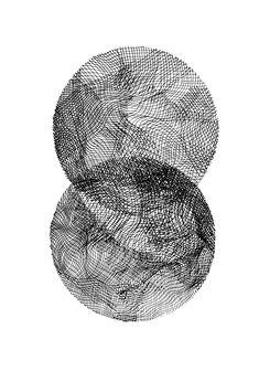 Zeichnung 129 | Ulrike Wathling Graphic Design Illustration, Illustration Art, Simple Line Drawings, Doodle Designs, Ink Art, Design Elements, Cool Art, Concept Art, Art Drawings