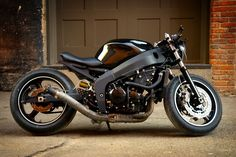 April 2011 Fighter of the Month Winner - Rohr's Kawasaki Ninja ZX6R | Custom Fighters