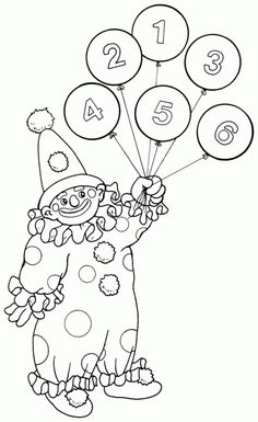 33 Printable Number Themed Coloring And Activity Pages