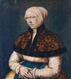 Portrait of a Woman  c.1522-7  Attr. to Hans Brosamer