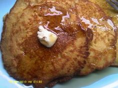 Cornmeal Griddle Cakes Choctaw, Native American