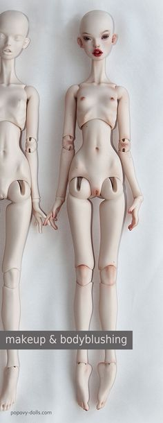 Молд . popovy-dolls.com