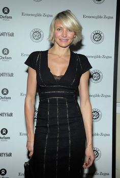 Cameron Diaz Photo - Ermenegildo Zegna Dinner To Support Oxfam America