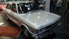 FIAT 130 3.2 V6 1976 - YouTube