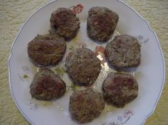 A healthier alternative to breakfast sausage!  I might actually try to make this with our ground venison as someone suggested in the comments.