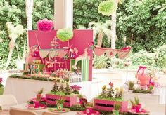 amazing ideas for a kids easter party (or a princess party!)