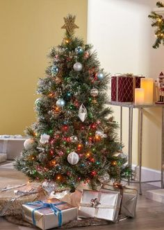 Artificial Christmas Tree Mixed Needle Pine