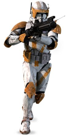 Cody in Phase II armor.  #commander #cody #star #wars
