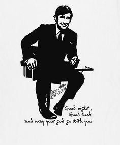 """Good Night, Good Luck, and may your god go with you"" - Dave Allen Dave Allen Comedian, Lyric Quotes, Lyrics, Comedian Quotes, Spirit Quotes, Comedians, Laughter, It Hurts, Mystery"
