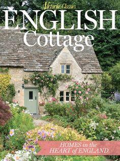English Cottage Style, Cottage Style Homes, Cottage Design, French Country Style, English Cottages, Cottage House Styles, Small Cottage House, Country Cottage Decorating, Irish Cottage Decor