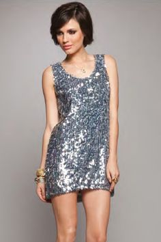 sparkly sequin dress.   Visit: http://fashionartist.org/  Like share and repin .