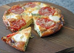 Lidia's Italy: Recipes: Ricotta Frittata – she takes tomato slices & pa… Lidia's Recipes, Kitchen Recipes, Brunch Recipes, Breakfast Recipes, Cooking Recipes, Cooking Corn, Breakfast Club, Bacon Recipes, Coffee Recipes