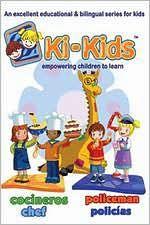 Ki-Kids: Chef/Cocineros and Policeman/Policias