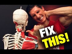 How to Fix Scapular Winging (STEP BY STEP!) - YouTube