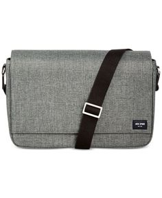 Jack Spade Tech Oxford Messenger Bag